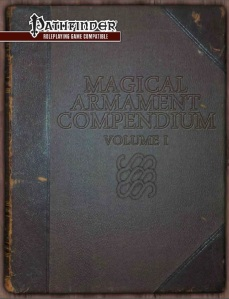 Magical Armament Compendium Volume I Cover