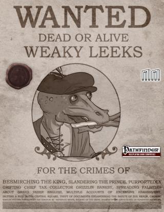 Weaky Leeks