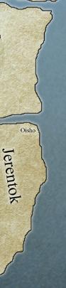 jerentok coast