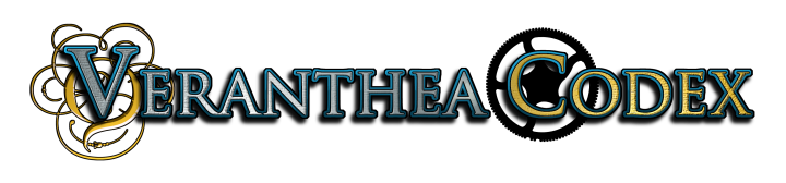 Veranthea Codex LOGO