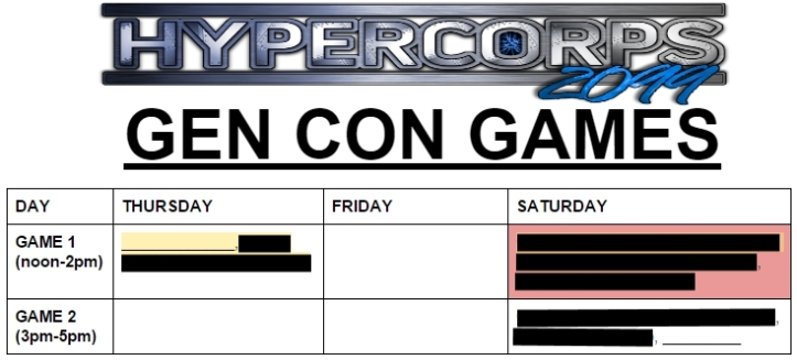 open gen con slots as of 7.21