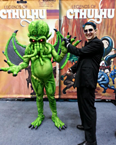 mike and cthulhu