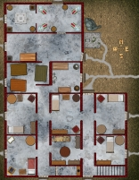 Robai Shita Temple Map NO GRID VTT