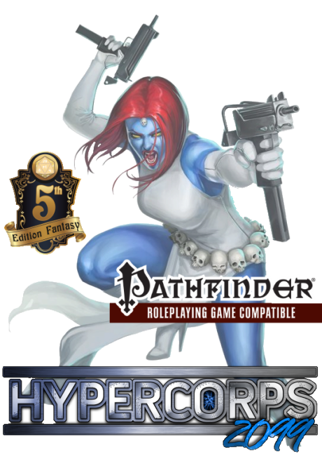Hypercorps 2099 Mystique