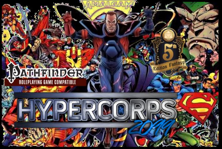 Hypercorps promo Access axel asher DOS