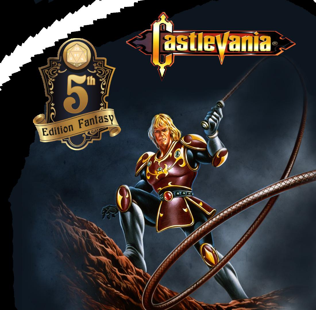 Castlevania D&D 5E: Simon Belmont – Blog of Characters & Campaign