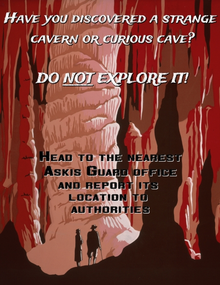 strange cavern draft uno
