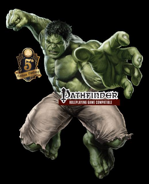 hulk pathfinder dnd5e