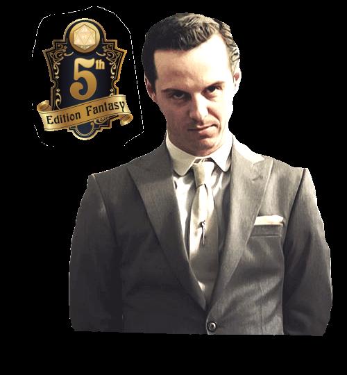 Professor James Moriarty D&D 5E – Blog of Characters