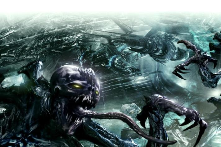 Image result for genestealer tyranids
