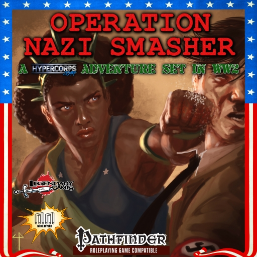 Nazi Smasher BANNER
