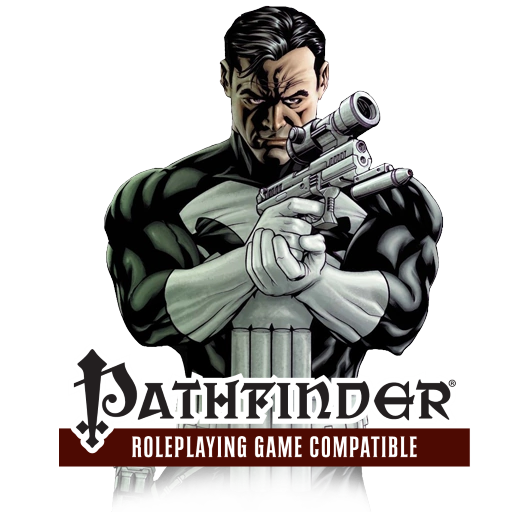 Hyper Score Marvel PUNISHER PATHFINDER STATS