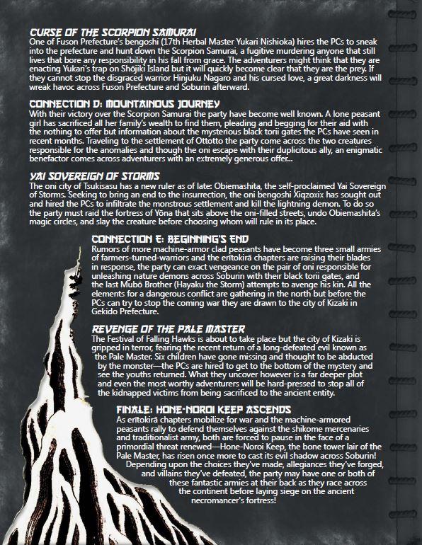 Trade War summary page 2