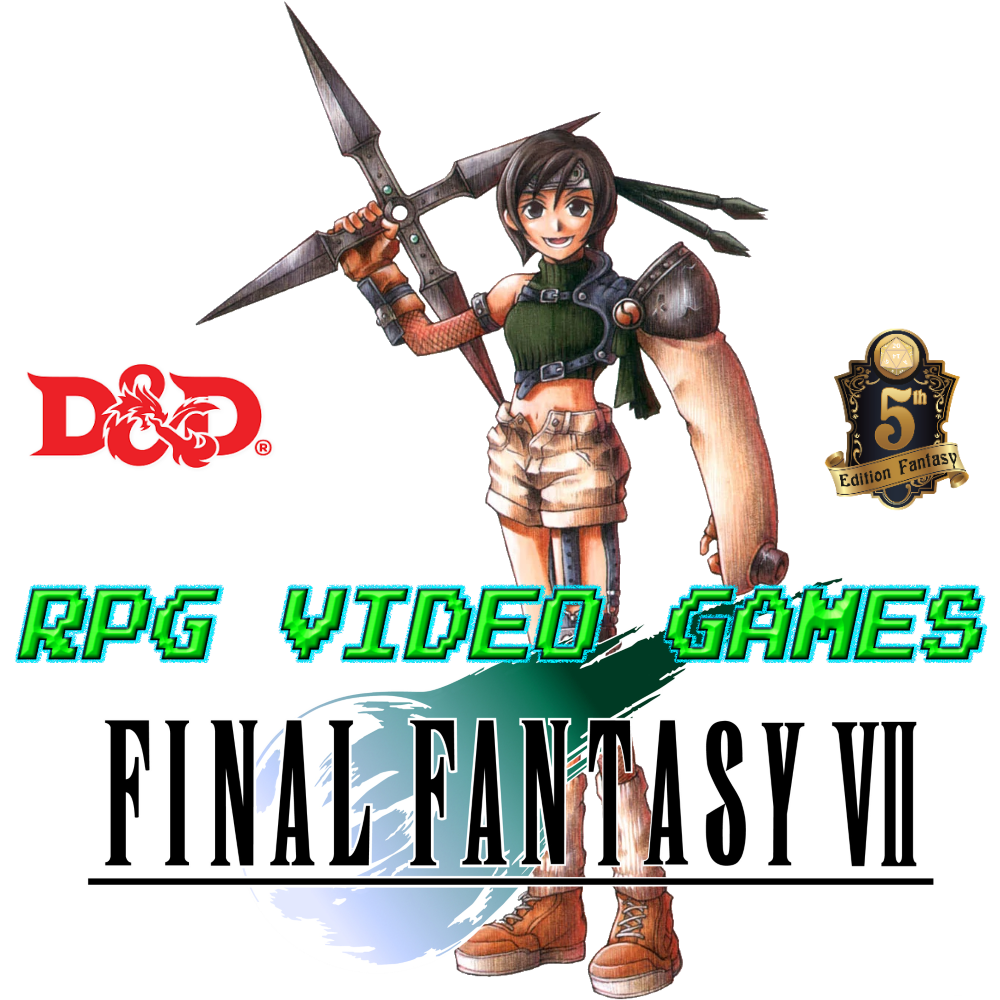 Final Fantasy 7 Yuffie Kisaragi DnD 5e.png
