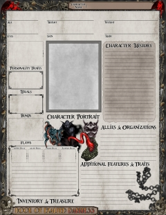 BoED Character Sheet BACKSIDE draft uno