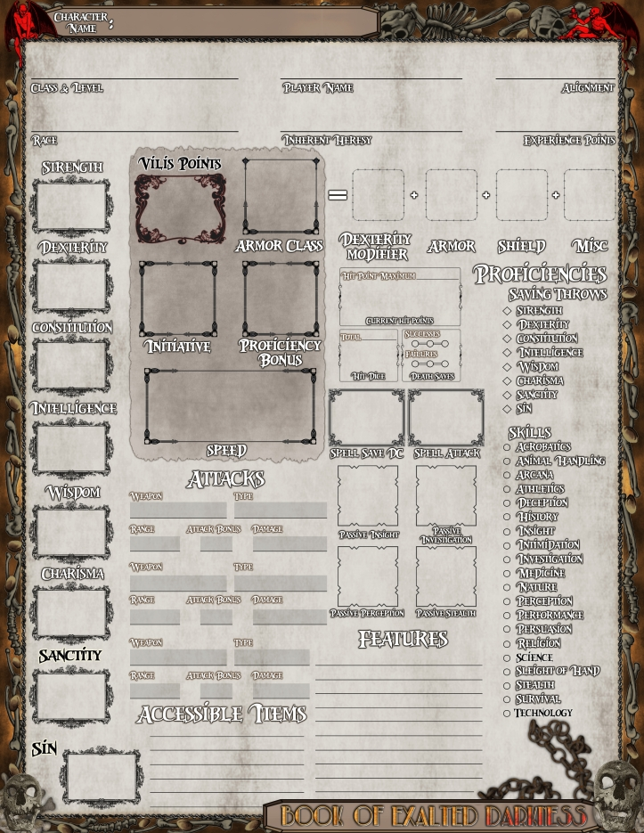 BoED Character Sheet FRONTSIDE FIXED vilis points