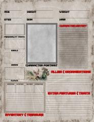 MoA 5e Character Sheet BACKSIDE and FIXED